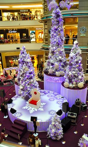 Christmas Decorations @ Suria KLCC (1)