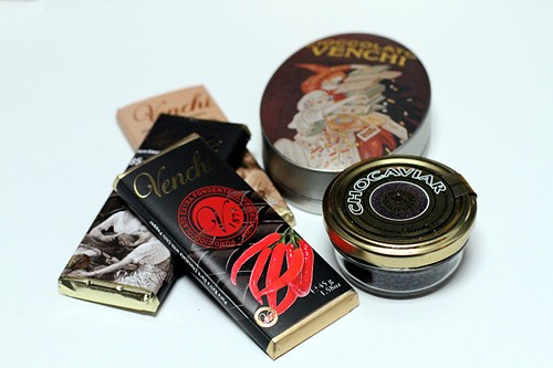 Venchi Italian Chocolate Giveaway