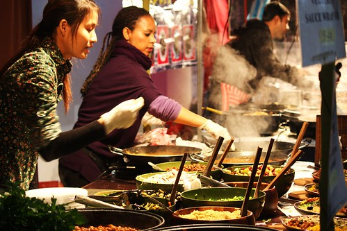 Brick Lane Street Food 2