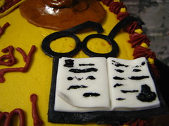 Harry Potter Cake for My Mom