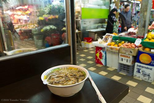 cheapest dinner in Hong Kong