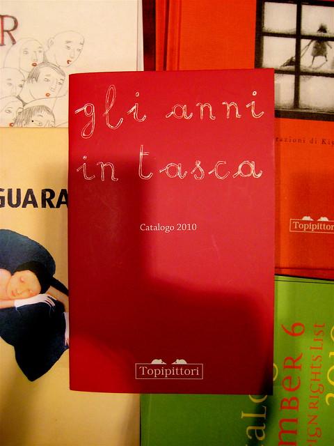 Topipittori, Roma, Fiera +L+L, 7.12.010
