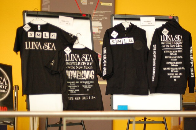 Luna Sea World Tour ~Reboot to the New Moon~ Live in Hong Kong Event Report