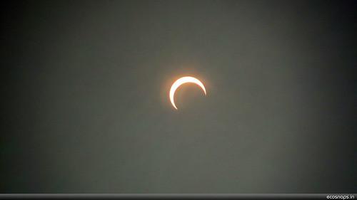 Solar Eclipse (15-1-2010 12-58PM)