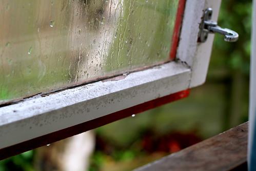 Sunday: Pouring Rain