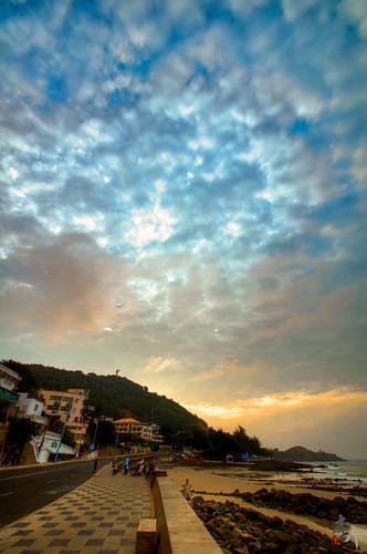 Morning at Ha Long