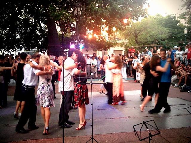 tango sunday
