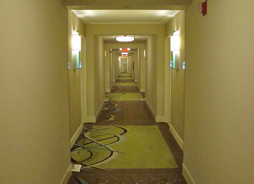 Loews hallway