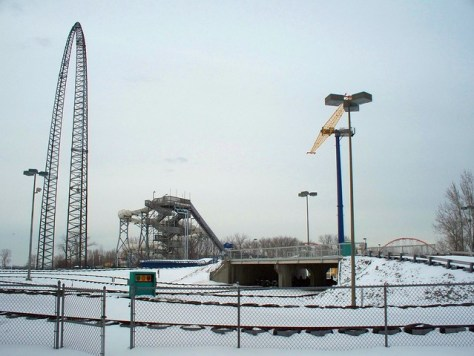 Cedar Point - Off-Season Challenge Racing