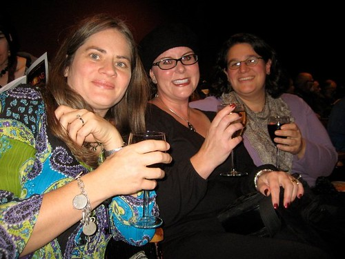 rachel, shauna and me at coraline