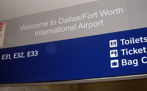 welcome to dfw