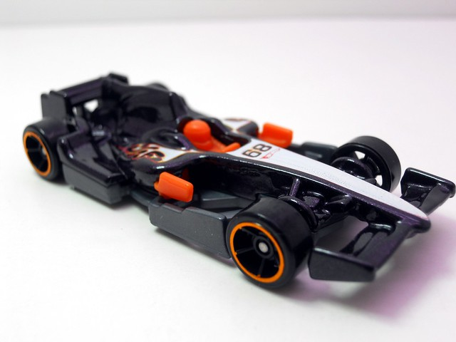 hot wheels f1 Racer black (2)
