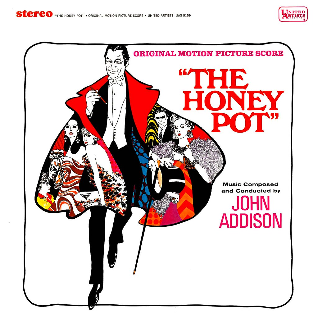 John Addison - The Honey Pot