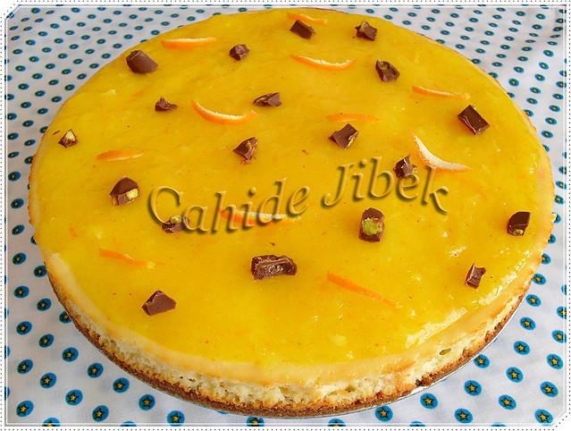 Potakallı cheesecake tarifi