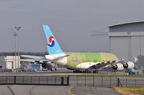 A380-861 MSN 0039 F-WWAZ KE