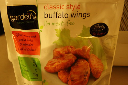 gardein classic style buffalo wings