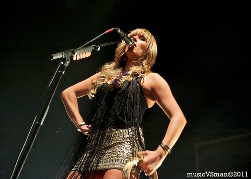 Grace Potter & the Nocturnals @ The Pageant - 01.14.11