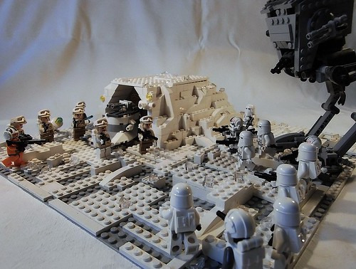 Hoth Snow Base
