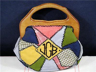 Handbag Patchwork JGB1