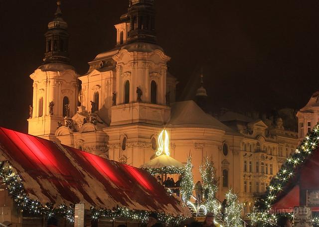 Kostel Svatý Mikuláš (St. Nicholas Church), Old Town Square, Prague