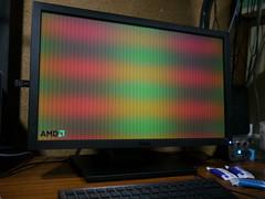 20101121:ゲーム用PCの環境をちょっとだけ変更:デル デジタルハイエンドシリーズ U2211H 21.5インチワイドモニタ