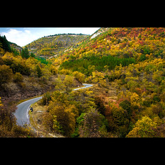 Autumn in Balkan Mountains