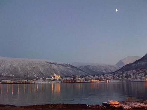 Tromsø, the twilight