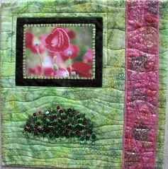 Meadow, May Gallery Exhibit @Quiltworks