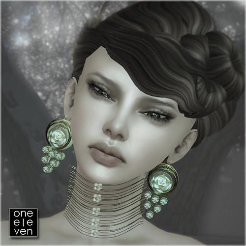 [ glow ] studio Giardino D'oro  Jewelery