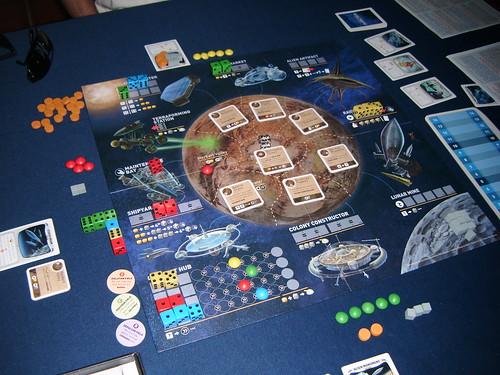 Alien Frontier 1