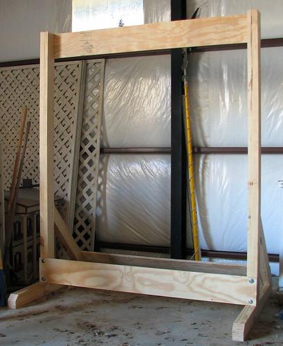 Assembled Dummy Frame