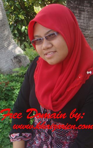 free domain, khaizarien.com, give away by khaizarien.com, gambar perempuan, perempuan bertudung ayu, perempuan cantik,