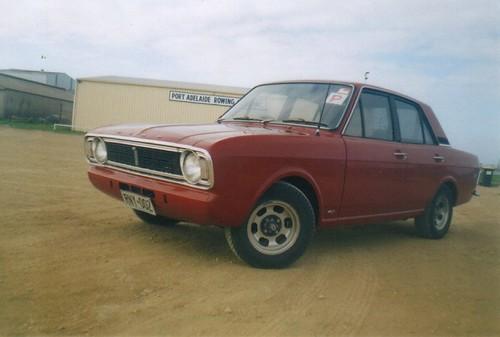 1970 Ford Cortina 440