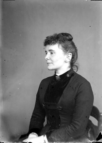 Madame Goulard, atelier du poids de l'huile