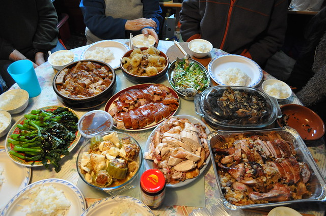 The Assembled Feast - 2011