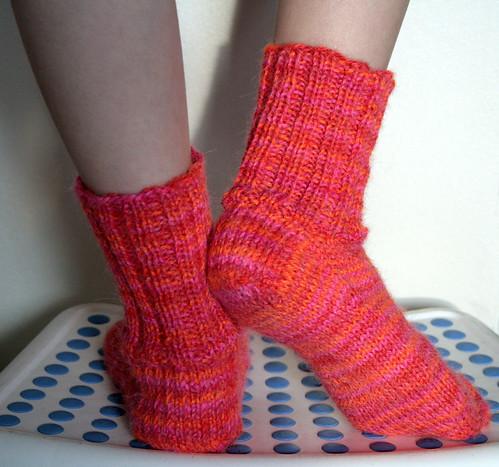 Socks for Karítas