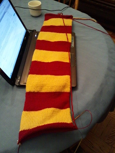 HP scarf