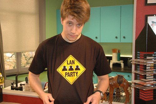 mijn gaming t-shirt