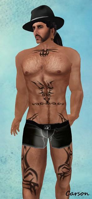 LaVie Andre Biker Beard Skin GG ($1L)
