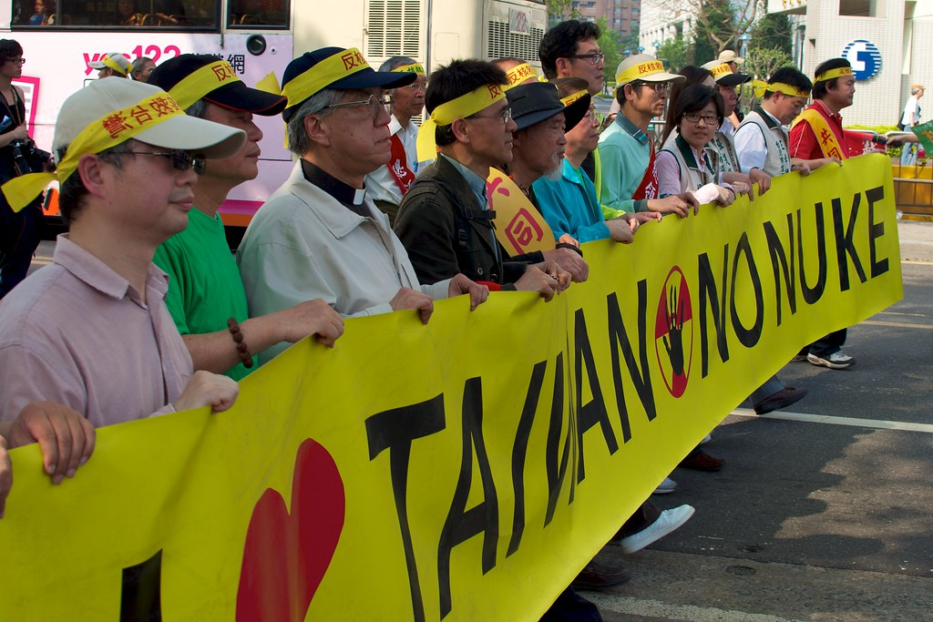 Taipei Nuclear Power Protest, 31