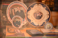 William and Kate Royal Wedding plates