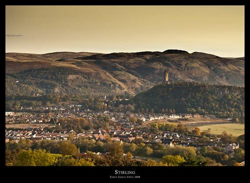 Viajando: Escocia (II) - Stirling y los Trossachs (2/5)