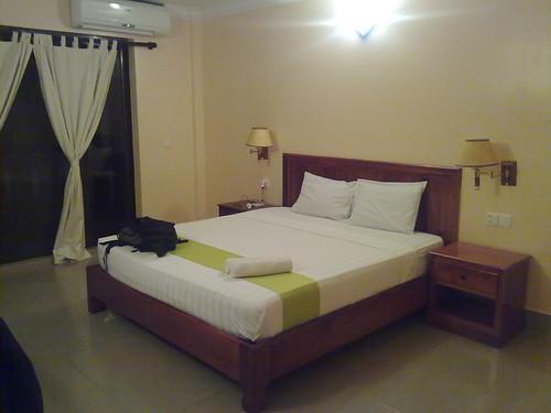 Dónde dormir y alojamiento en Siem Reap (Camboya) - Mekong Angkor Palace Hotel.