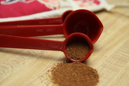 Cherry Red Teaspoons