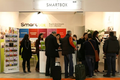 Stand Smartbox - Bit Milano 2011