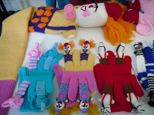 glove puppet gloves