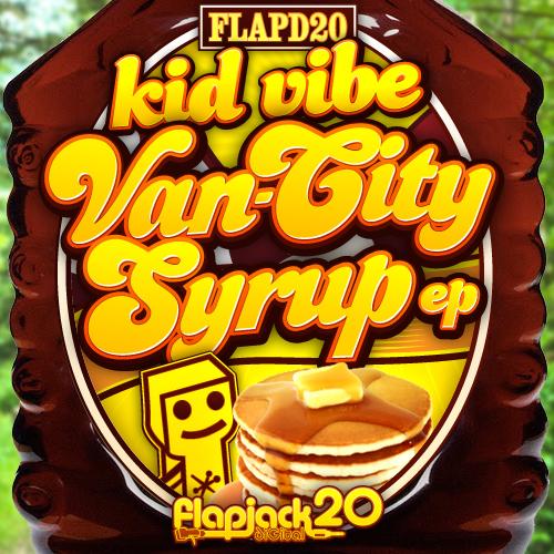 FLAPD020-VanCitySyrupEPweb