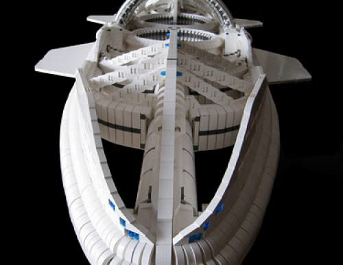 Phenix LEGO Giant StarSHIP