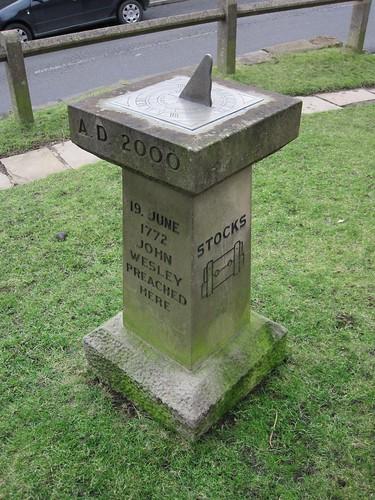 Castleton Wesley Sundial