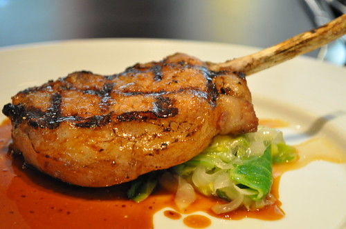 Black Foot Pork Chop